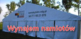 Namiot TSKN - ładuję zdjęcie