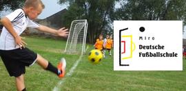 Fussbalschule - ładuję zdjęcie