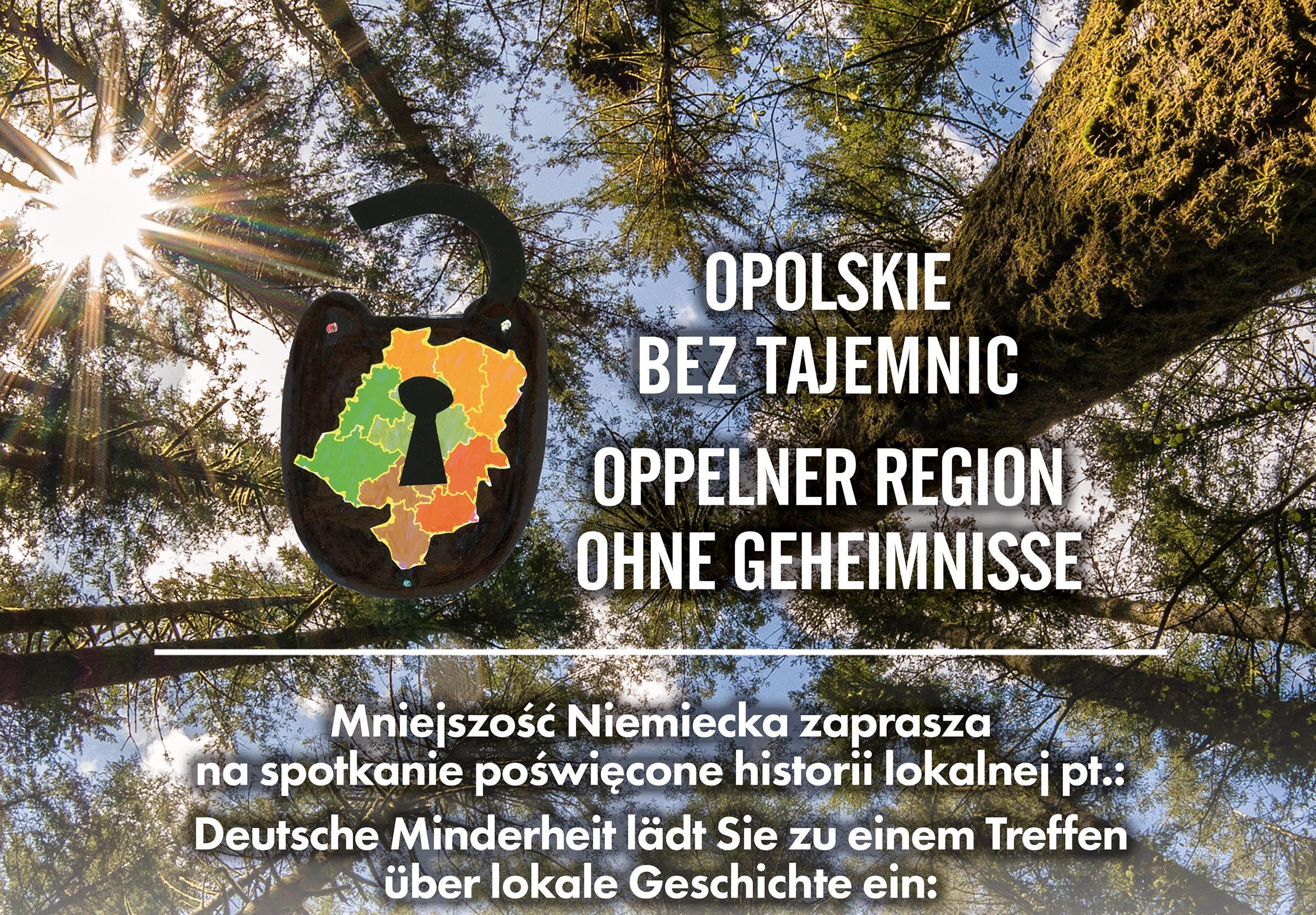c27d57dda Opolskie bez tajemnic – spotkania dot. historii lokalnej w II edycji ...