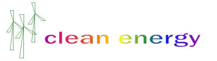 Clean Energy - Logo