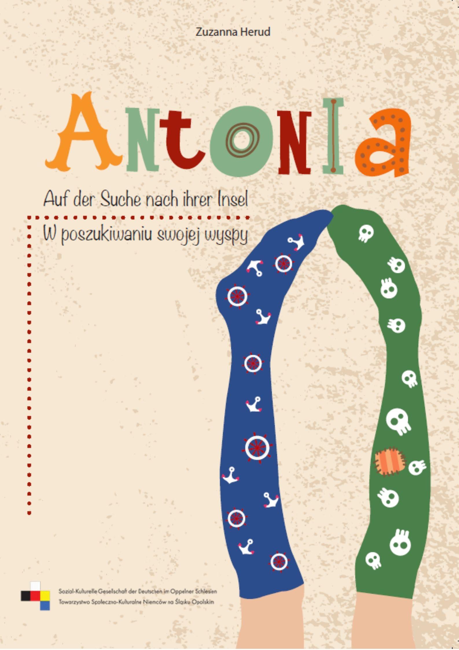 Antonia – W poszukiwaniu swojej wyspy